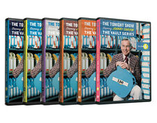Johnny Carson Tonight Show The Vault Series 6 DVD Collection Volumes 1-6