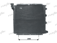 RADIATORE MOTORE VALEO PER RENAULT R9/R11 1.6D RIF. TH034
