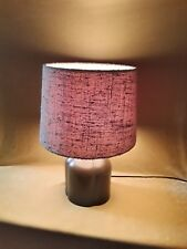 70er Jahre Rosenthal Studio Line Keramik Lampe 70spottery lamp Tischlampe Design