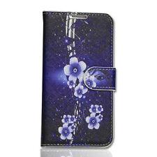 Design DBNF Book Style Tasche Cover Case Handy Hülle Etui für HTC Desire 500