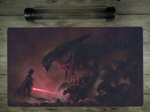 Star Wars Jedi Knight & Monsters Custom Mat YuGiOh /MTG/VG Playmat Free BestTube