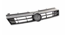 VW POLO 6R 2009-2014 FRONT MAIN GRILLE WITH CHROME TRIM BRAND NEW