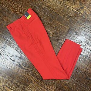 Nike Flex Vapor Red Slim Fit Golf Pants Men's Size 30x32 BV0273-657 NWT $90 NEW