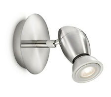 ILLUMINAZIONE INTERNO PHILIPS LINEA ECOMOODS SPOT LIGHT APPLIQUE ART.556901716