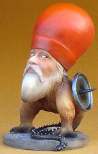 HIERONYMUS BOSCH Freak Beard Weird Gothic Art Statue Figure Sculpture Figurine