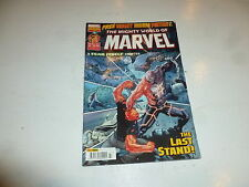 THE MIGHTY WORLD OF MARVEL - Vol 4 - No 47 - Date 08/05/2013 - Marvel Comic