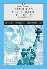 America's Democratic Republic, Penguin Academics Series (2nd Edition) (Penguin
