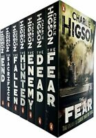 Charlie Higson The Enemy Series 7 Books Collection Set (The Enemy, The Dead, The
