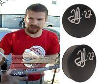 Joonas Donskoi SJ Sharks Autograph Signed Hockey Puck Colorado Avalanche Proof