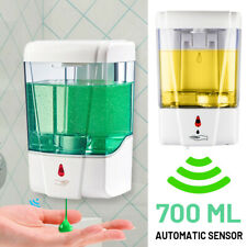 700ml Rechargeble Automatic Soap Dispenser Touchless Sensor Hand Wall Mounted