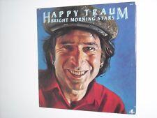 HAPPY TRAUM Bright Morning Stars LP 1980 Bob Dylan US FOLK