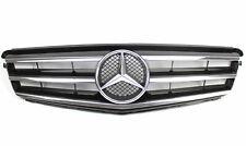 Mercedes-Benz Grill Kühlergrill Avantgarde Sportpaket schwarz W204 S204 C-Klasse