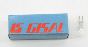 Generic Gisal 6V 20W Halogen Floodlighing/Studio Bulb New Old Stock - W139