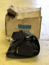 NOS LEFT-HAND FRONT BLACK SEATBELT : VH-CM SEDAN/WAGON/UTE/VAN