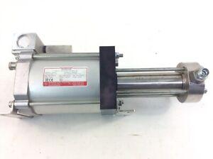 MAXIMATOR AIR AMPLIFIER Druckluftverdichter/verstärker Typ: SPLV 10 (3220.0506)
