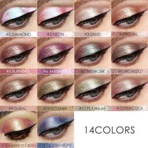 Focallure eyeshadow Glitter Waterproof Eyes make up