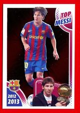 FC BARCELONA 2012-2013 Panini - Figurina-Sticker n. 164 - TOP MESSI -New