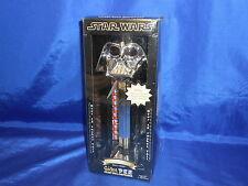 Star Wars Darth Vader Giant Pez Dispenser Silver Variant Sealed BrandNewLLC 2005