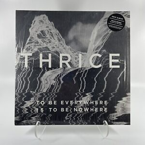 Thrice - To Be Everywhere Is To Be Nowhere Vinyl LP Grey Smoke Color Variant