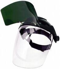 Sellstrom Welding Face Shield and Black Headgear 12-1/8 Inch Wide x 9 Inch Hi.