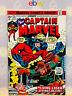 Captain Marvel #35 (8.5) VF+ 1974 Bronze Age Key Issue