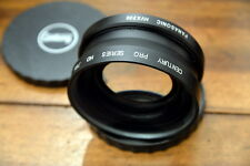 objectif Schneider optics Century 0.75 wide angle for Panasonic HVX200