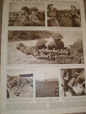 Photo article British The Projector Infantry Anti Tank (PIAT) weapon 1944 ref Z2