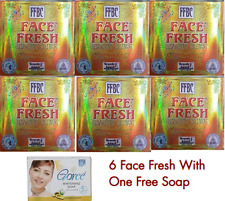 6XFace Fresh Beauty Cream With Free Soap 100% Original From Pakistan