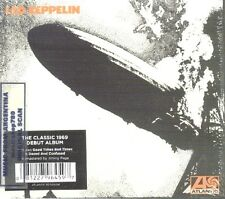 LED ZEPPELIN FIRST ALBUM REMASTERED BY JIMMY PAGE SEALED CD NEW 2014 ZEPPELIN 1