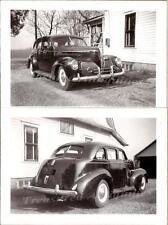 1940 Studebaker President/Commander Four-Door Sedan 1949 Ohio License Photos