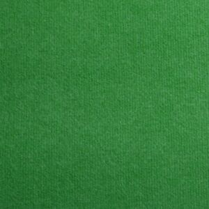 Bright Green Budget Cord Carpet, Cheap Thin Temporary Floor Covering, Exhibition
