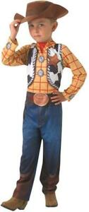 Classic Woody Costume Toy Story Official Fancy Dress Child Book Day Outfit