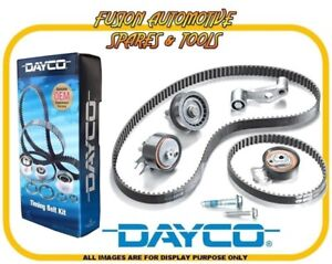 Dayco Timing Belt Kit for Daihatsu Feroza F300 HDE 1.6L 4cyl SOHC KTBA072
