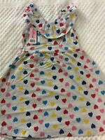 6X Heart Themed Dress by Pink Angel NEW WITH TAGS!