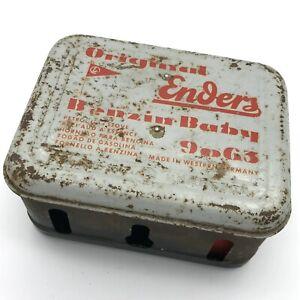 Enders Orginal Benzin Gaskocher 9063 Benzin Baby CAMPING VW BUS WESTFALIA BEETLE