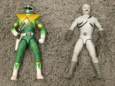 Hasbro Power Rangers Lightning Fighting Spirit Green Ranger Putty Patrol Set