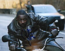 IDRIS ELBA.. Ghost Rider: Spirit of Vengeance - SIGNED
