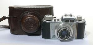 Akarette mit Xenar 2,8/50mm Kamera
