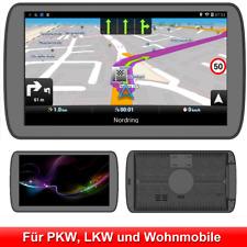 9 Zoll Navigationsgerät Navi Pkw Bus Lkw Wohnmobile Navigation Blitzer GPS POI