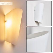 Applique Lampe murale Éclairage de salon Lampe de couloir Spot mural Métal/Verre