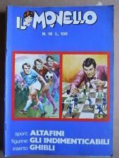 IL MONELLO n°16 1972 Jose Altafini - RAHAN Figlio + figurine e inserto  [G392]