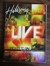 HILLSONG MUSIC SPIRAL BOOK MY GOD IS MIGHTY TO SAVE  14 SONGS AND WORDS