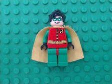 Lego Robin 7783 The Batcave Batman Minifigure RARE