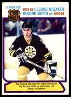 1980-81 O-Pee-Chee Ray Bourque . #2