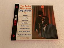 The Genius After Hours by Ray Charles (CD, Jan-2001, Wea/Rhino)
