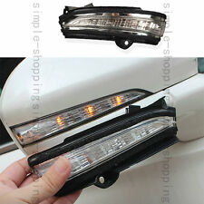 Left rear view mirror turning signal light lamp For Ford Fusion Mondeo 2013-2015