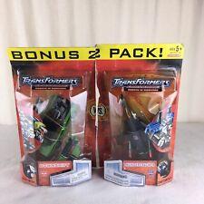 "Transformers Universe 6"" Downshift vs Thundercracker New Factory Sealed 2007"