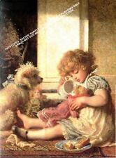 Say Please! By Carl Wilhelm Bauerle Artwork by Selby Prints