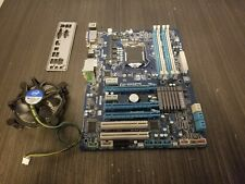 Gigabyte Z68 (GA-Z68A-D3H-B3) LGA1155 Motherboard IO Shield AND Heatsink & fan