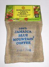 100% Jamaica Blue Mountain coffee beans Ridgelyne 4 oz or 114g Only US buyers